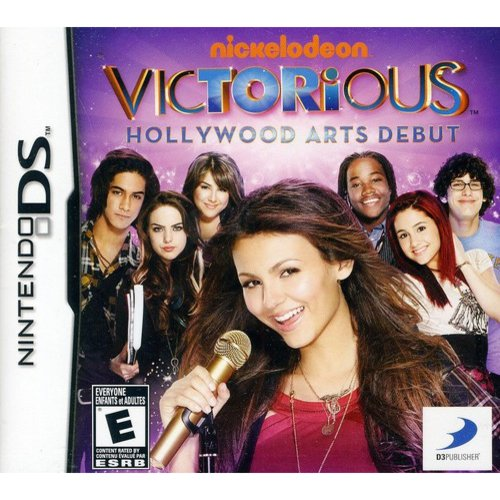Victorious: Hollywood Arts Debut (DS)