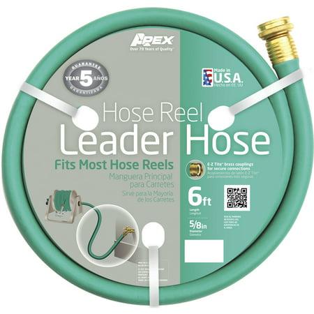 Apex 887-6 6' Hose Reel Leader Hose