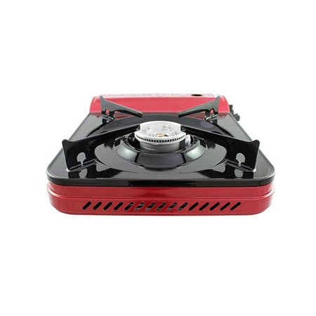 Gas One Portable Butane Gas Stove Cooker Range Cook Top Camping UL Listed Slim Profile