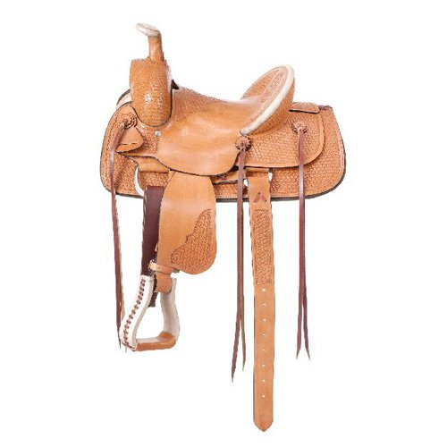 Royal King Liberty Youth Roper Saddle