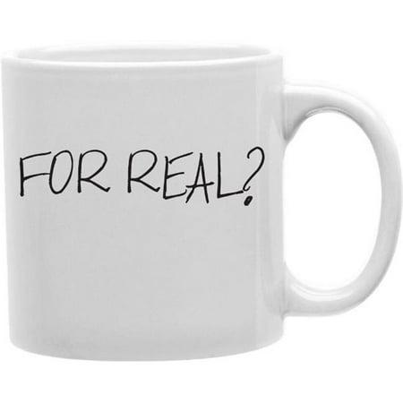 Imaginarium Goods Cmg11 Edm 4Real Everyday Mug   For Real