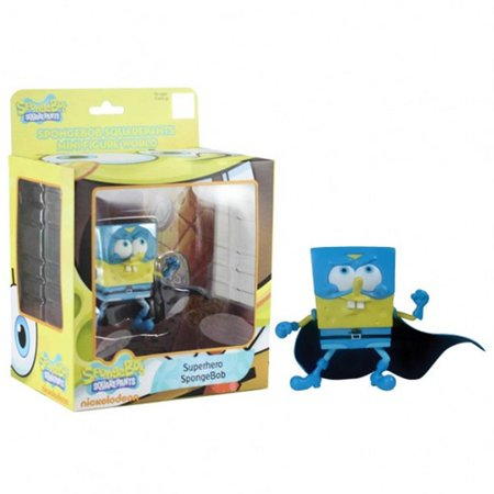 SpongeBob SquarePants Mini Figure World Series 3 Superhero