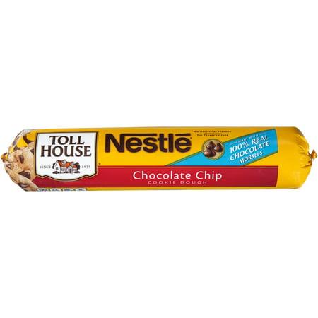 Nestle Toll House Chocolate Chip Cookie Dough Batch 32 Oz Chub