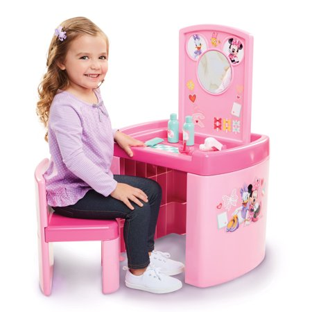 Disney Minnie Mouse Pretend N Play Activity Table Set - Pink