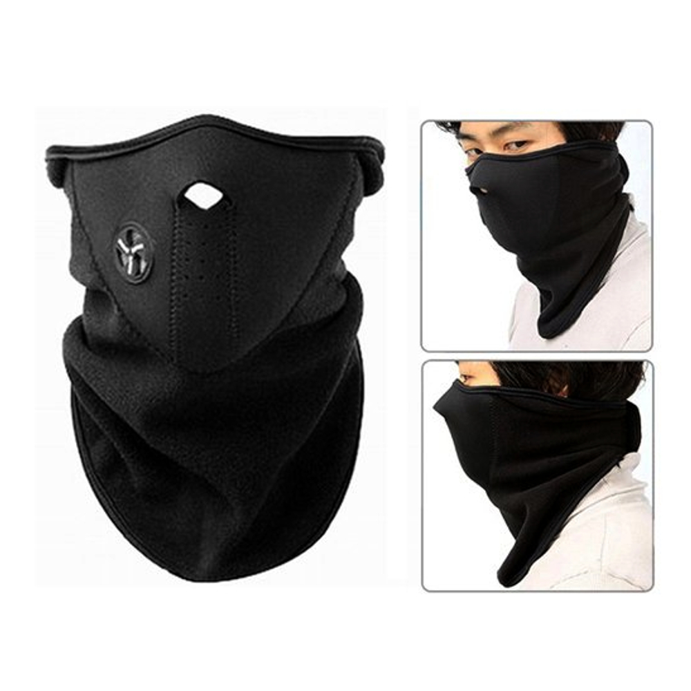 Ski Snowboard Bike Motorcycling Face Mask Neck Warmer For Cold Weather by Net2sale