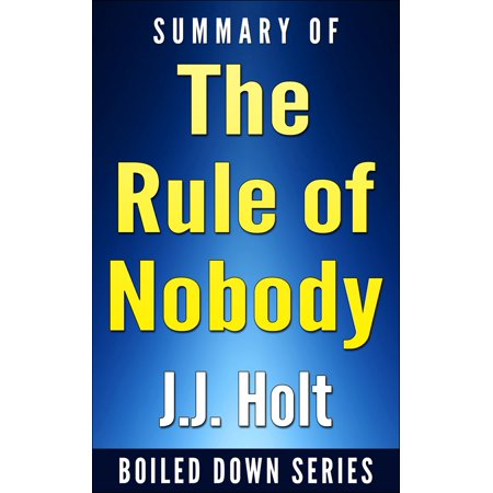 The Rule of Nobody: Saving America from Dead Laws and Broken Government by Philip K. Howard... In 20 Minutes -