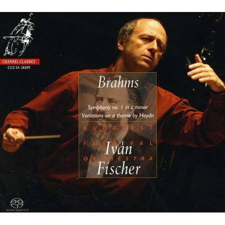 J. Brahms - Brahms: Symphony No. 1; Variations on a Theme by Haydn; Hungarian Dance No. 14 [Hybrid Sacd]