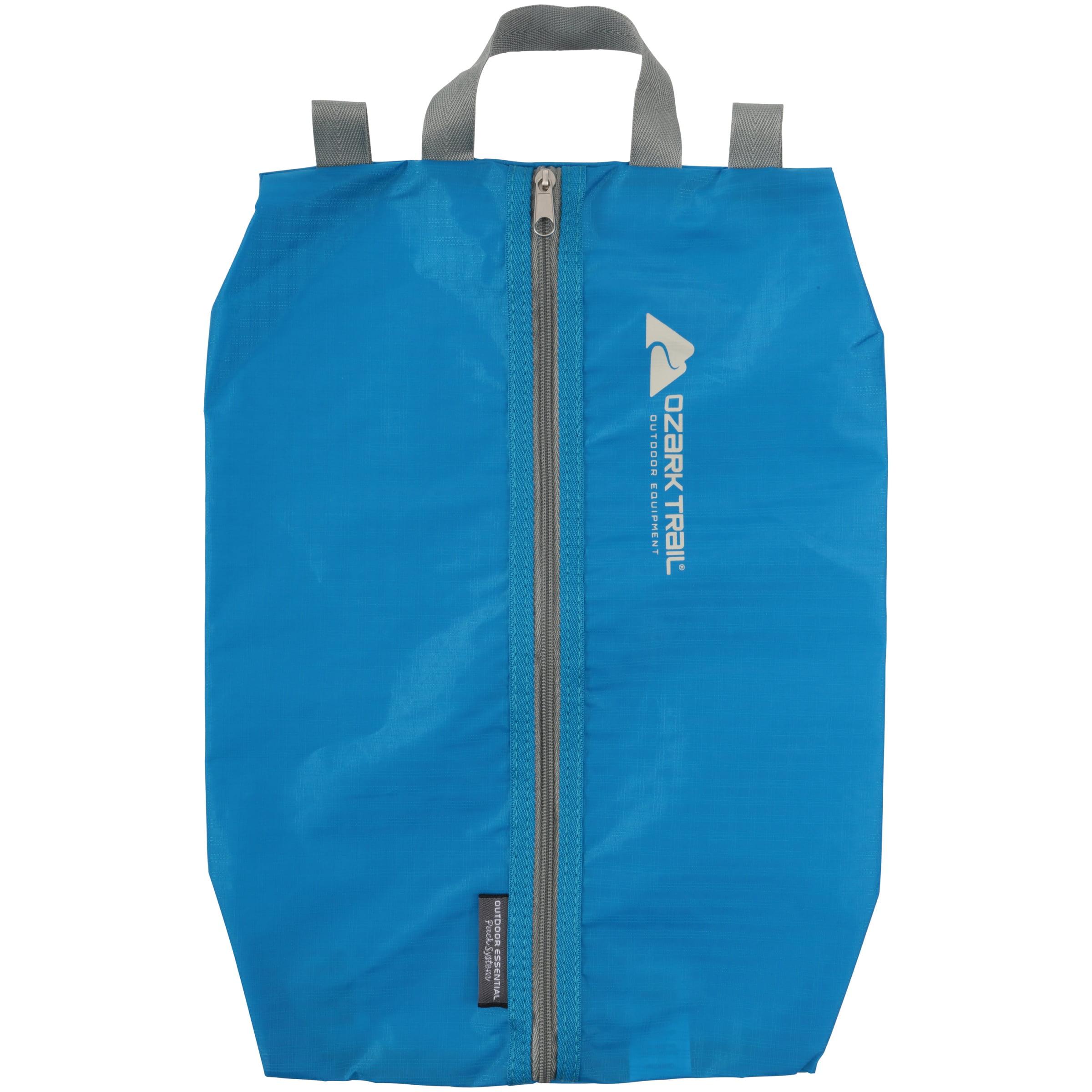 Ozark Trail® Outdoor Equipment Blue Organizer Milo Shoe Pocket