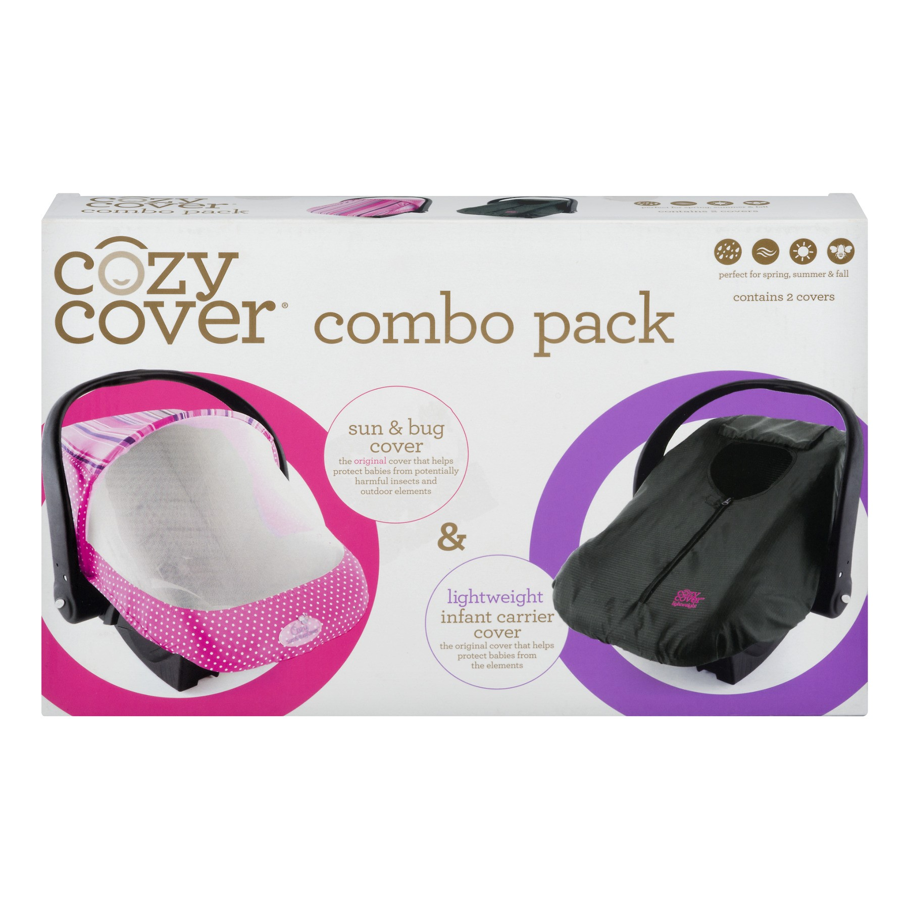 Cozy Cover Combo Pack, 1.0 CT
