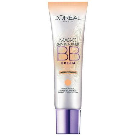 2 Pack - L'Oreal Paris Magic Skin Beautifier BB Cream, Anti-Fatigue 1