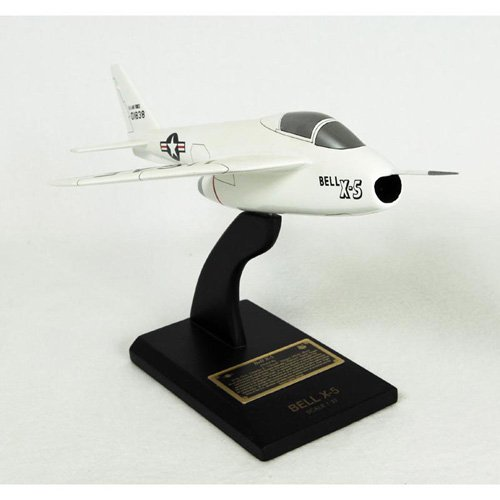 Daron Worldwide Bell X-5 Model Airplane by Daron Worldwide Trading Inc