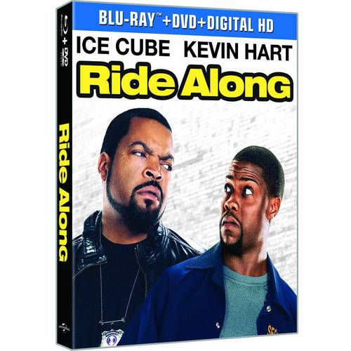 Ride Along (Blu-ray   DVD   Digital HD) (With INSTAWATCH) (With INSTAWATCH) (Widescreen)