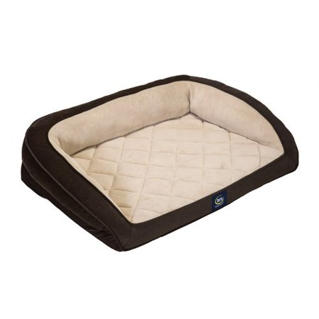 Sertapedic Orthopedic Couch Bed For Dogs