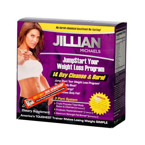 Jillian michaels weight loss supplements