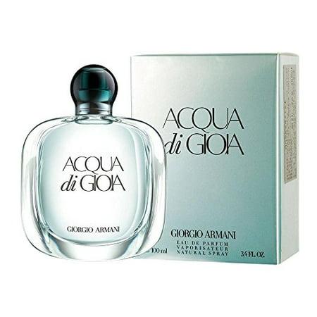 Acqua Di Gioia by Giorgio Armani EDP Spray 3.4 Oz For Women