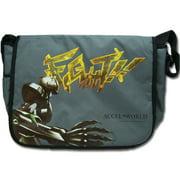 Accel World Silver Crow Anime Messenger Bag