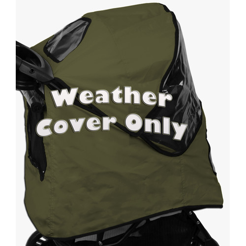Pet Gear Pet Stroller Weather Cover for Jogger Stroller