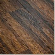 "BuildDirect Balinese Rosewood 12mm 48"" X 6.5"" Laminate Flooring (15.1sq. ft. per box)"