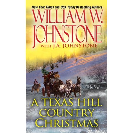 A Texas Hill Country Christmas - eBook (Most Beautiful Places In Texas Hill Country)