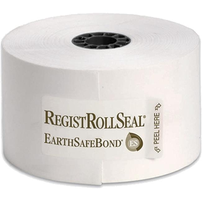 National Checking 1381130SP Register Paper Roll, 1 Ply - White
