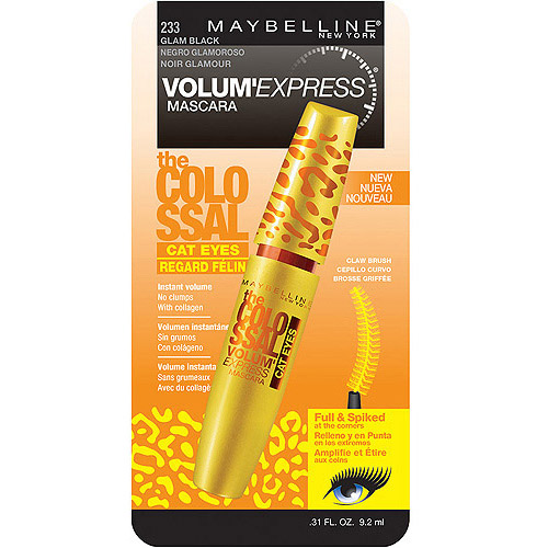Maybelline Volum' Express Colossal Cat Eyes Mascara