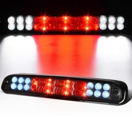 Ford Ranger Parking Brake - LED 3rd Brake Light For 1999-2016 F250 F350 F-450 F-550 Ford Super Duty /1993-2011 Ranger/ 2001-2005 Ford Explorer/1993-2010 Mazda B-Series High Mount Trailer Cargo Lamp (Smoked)