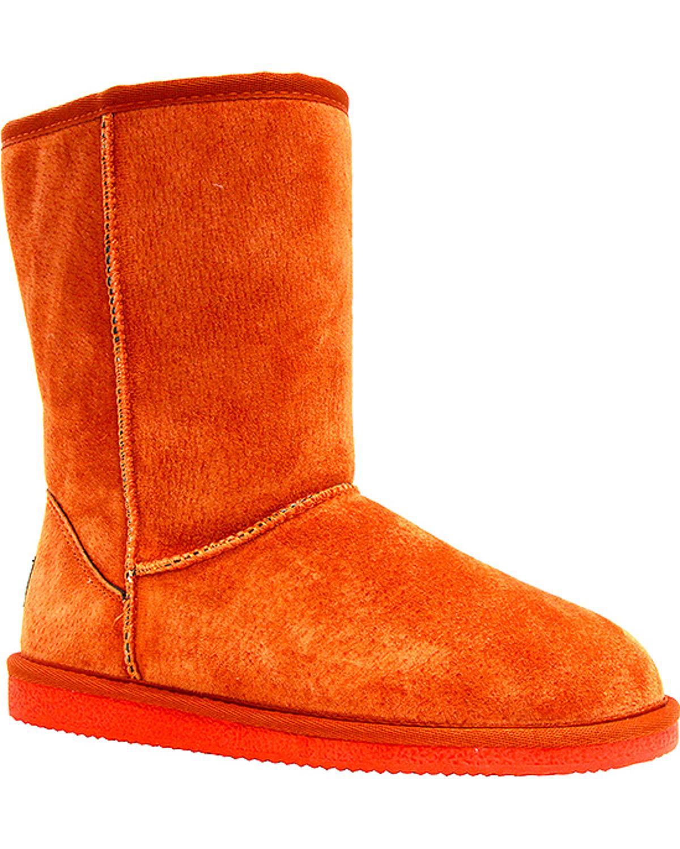 """Lamo Footwear Women's 9"""" Classic Suede Boot P909w-92 by Lamo Footwear"""