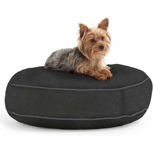 "WufFuf Round Pet Bed, 30"" Diameter"