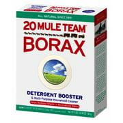 65 OZ, Twenty Mule Team Borax, Natural Laundry Booster & Multi-Purpose