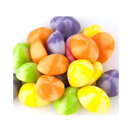 gummi easter eggs fruit flavors bulk gummy easter candy 2 pounds