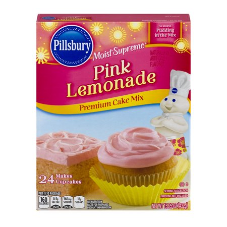 Pink Lemonade Cake Mix Reviews
