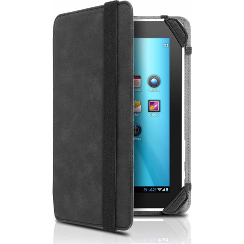 """Aluratek Universal Tablet Case and Stand for 7"""" Tablets"""