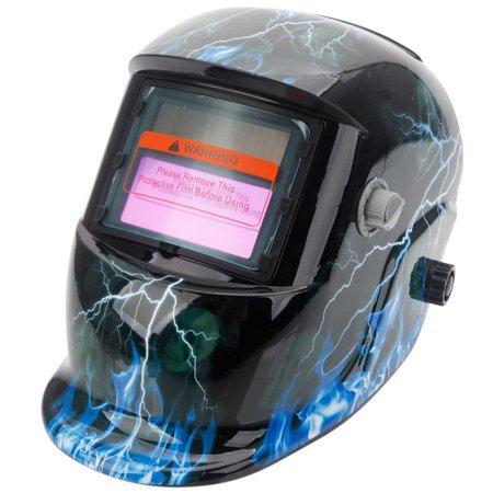Ktaxon Solar Power Auto Darkening Welding Helmet Mask Hood Wide Shade Range 4/9-13