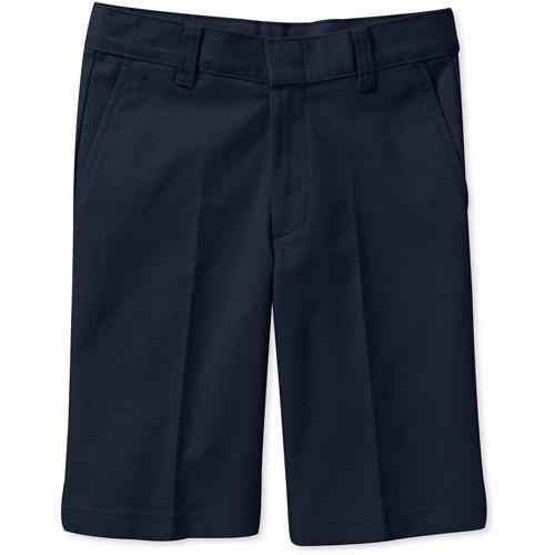 Approved Schoolwear Boys' School Uniform Flat Front Shorts