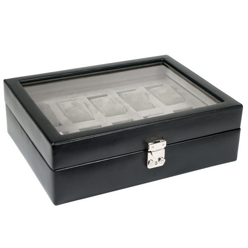 WOLF Heritage 10 Piece Watch Box