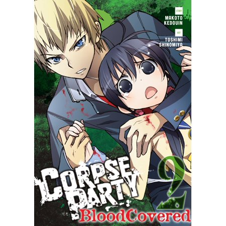 Corpse Party: Blood Covered, Vol. 2 - eBook - Corset Party