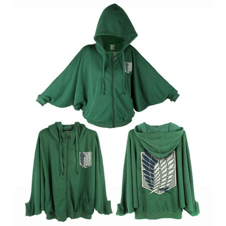 Attack on Titan Scout Regiment Costume Hoody