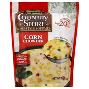 Williams® Country Store® Corn Chowder Home Style Soup Mix 8.4 oz. Pouch