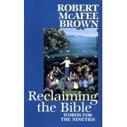Reclaiming the Bible