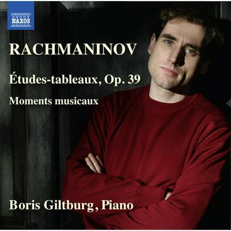 Rachmaninov: Etudes-tableaux Op.39 Moments