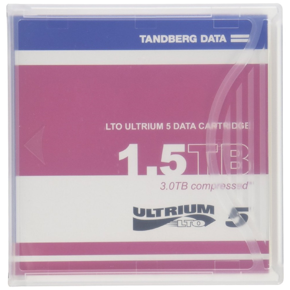 1PK LTO5 ULTRIUM 1.5/3TB TAPE CARTRIDGE