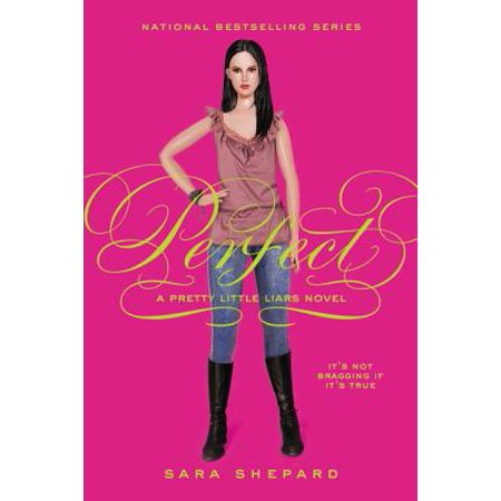 Pretty Little Liars #3: Perfect - eBook - Little Girl Pretty Little Liars Halloween