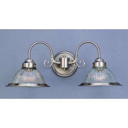 Volume Lighting Roth 2 Light Bathroom Vanity Light