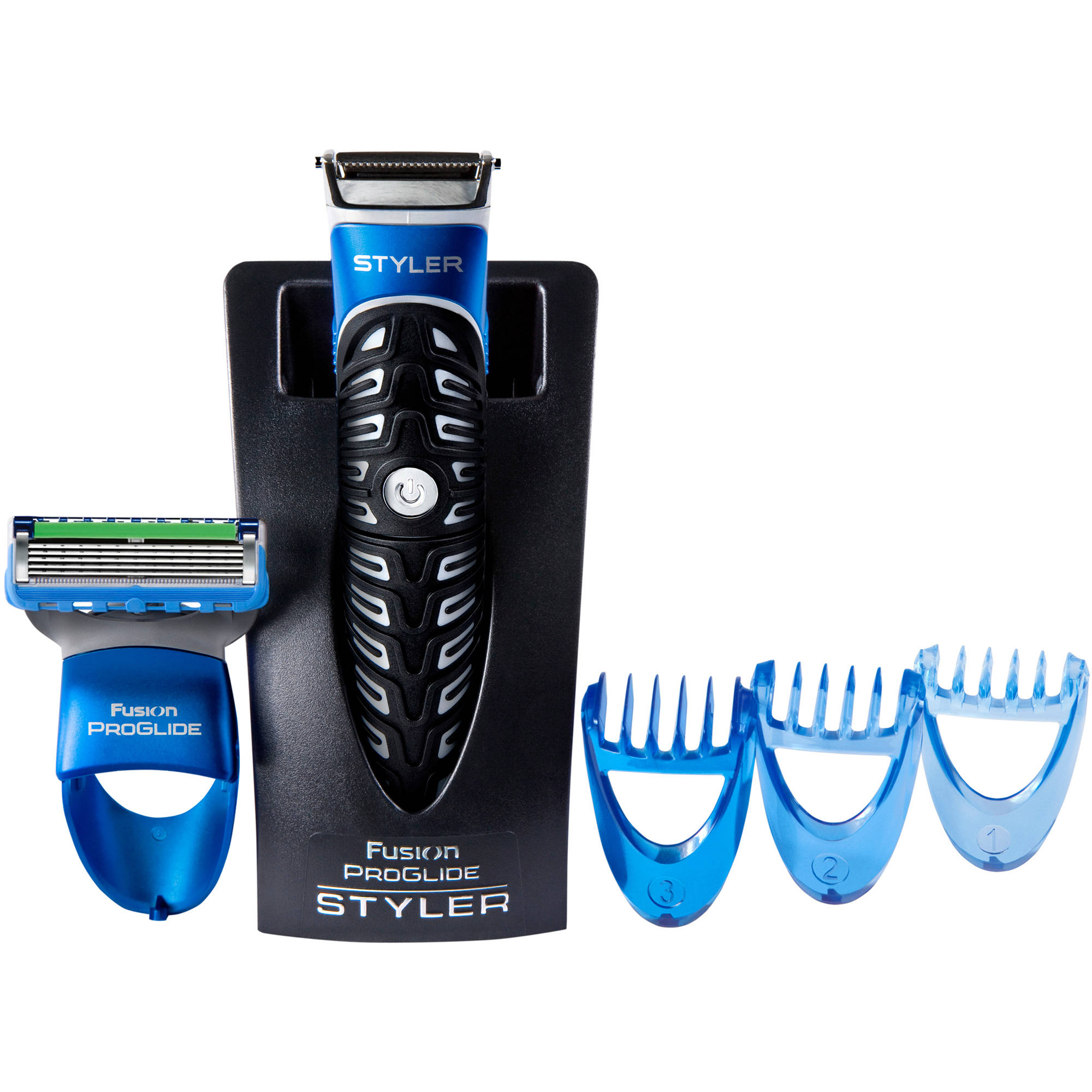 Gillette Fusion ProGlide Styler Razor System with Braun Technology