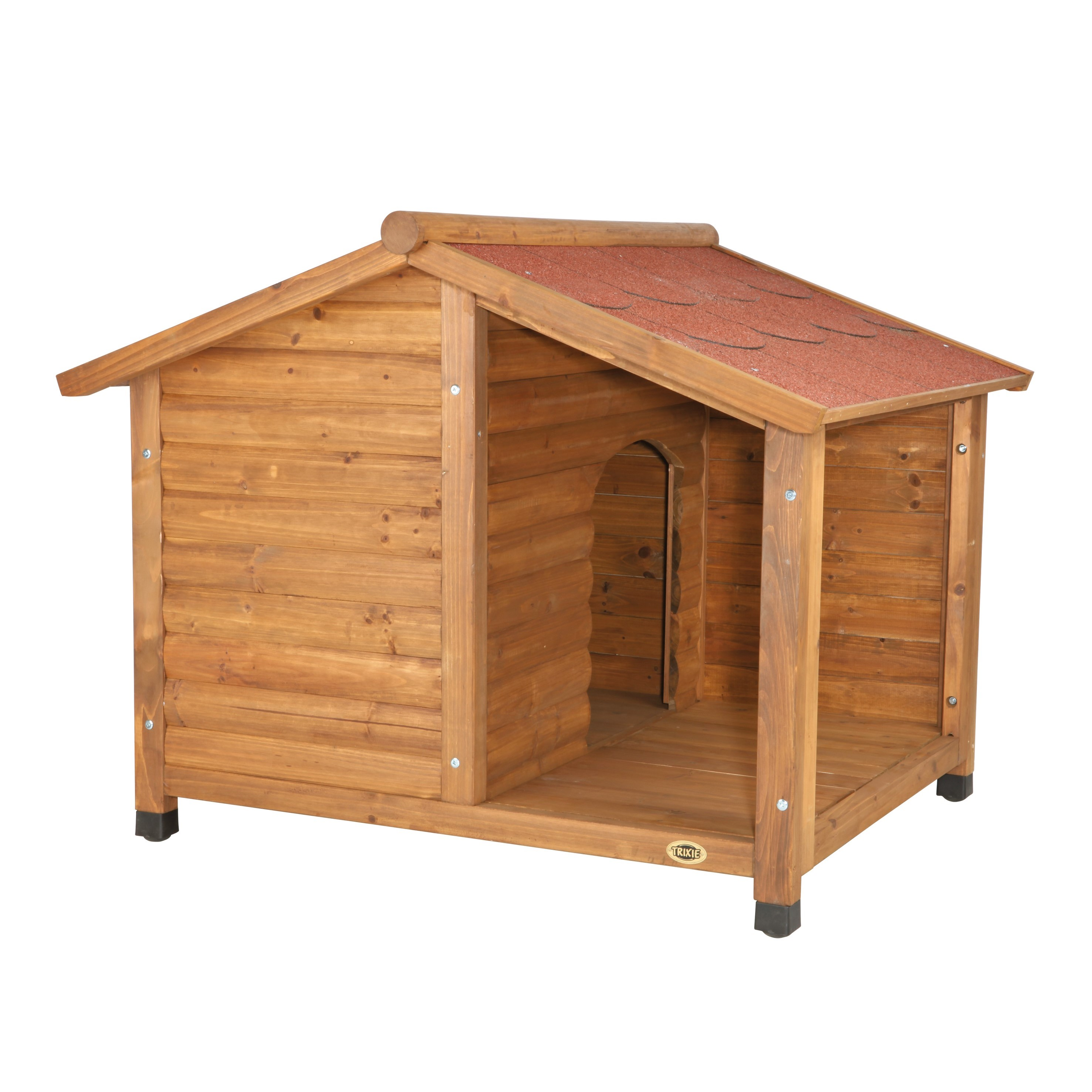 Trixie Pet Rustic Dog House (M)