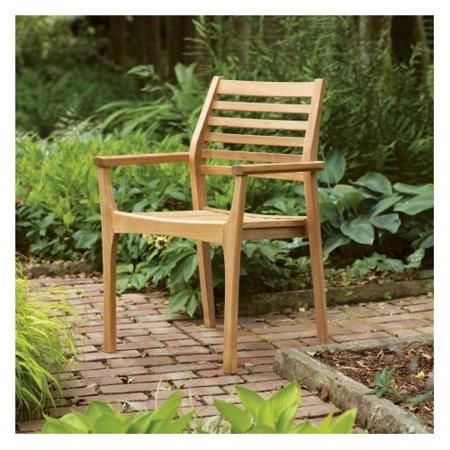 Brilliant Highland Dunes Huggins Stacking Patio Dining Chair Set Of 4 Spiritservingveterans Wood Chair Design Ideas Spiritservingveteransorg