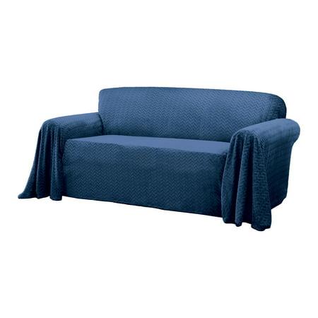 Innovative Textile Solutions Mason Furniture Throw Sofa Slipcover ()
