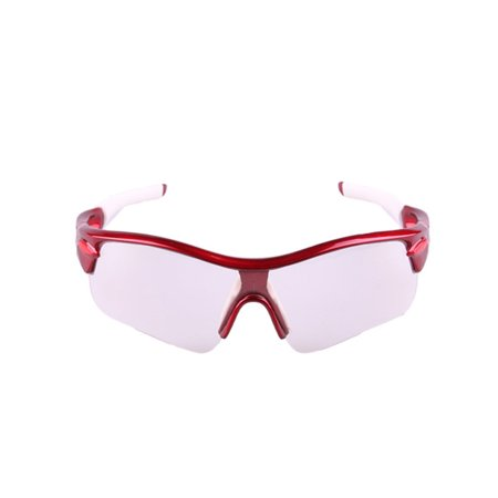 Outdoor Sports Color-changing Lenses Sunglasses Windproof UV Protection Hiking Driving Cycling Sun Glasses - image 1 of 7