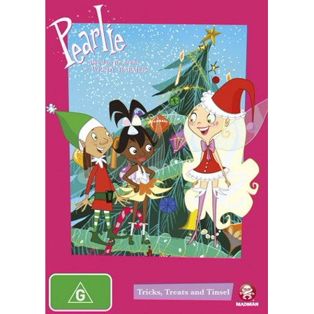 Pearlie - Tricks, Treats and Tinsel ( Pearlie - Vol. 5 ) ( Pearlie - Vol. Five ) [ NON-USA FORMAT, PAL, Reg.4 Import - Australia ] - Trick Or Treat Halloween 2017