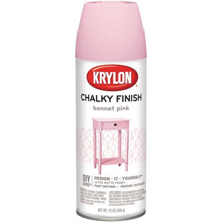 Chalky Finish Aerosol Spray Paint 12oz-Bonnet